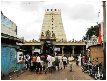 Rameshwaram Sightseeing One Day -Ramnathaswamy Temple