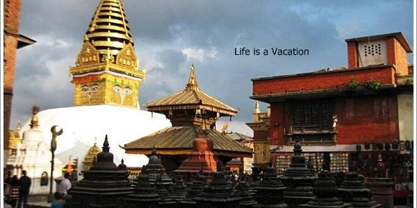 Swayambhunath – The Monkey Temple, Kathmandu