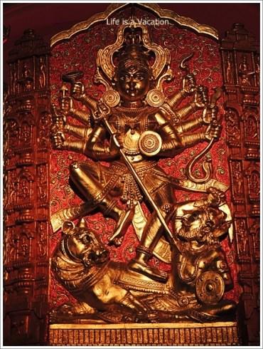 Durga Behala Kolkata