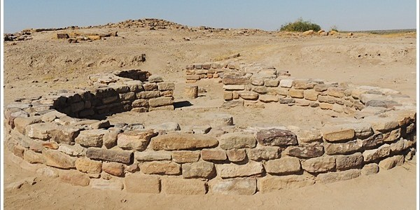 Footsteps into a 5000 Yr Old Civilization, Dholavira, India
