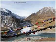Nimu- Confluence of Zanskar and Indus