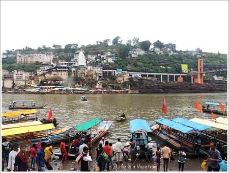 Omkareshwar Ghat