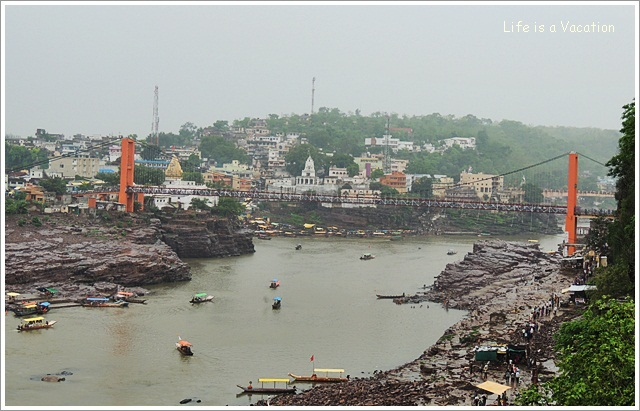 Omkareshwar-Hanging Bridge
