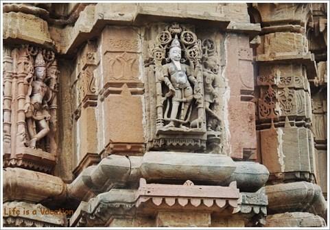Omkareshwar Parikrama- Gouri Somnath Temple