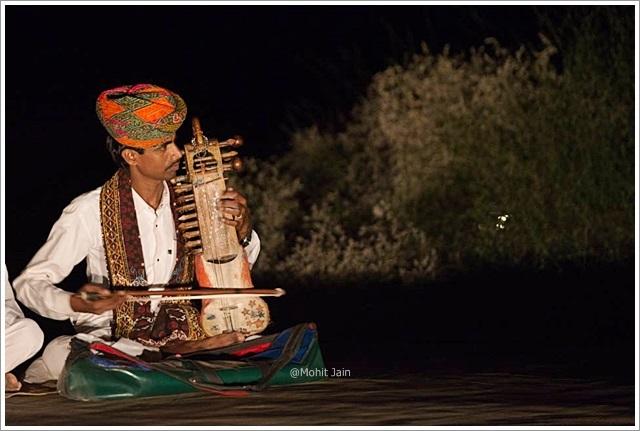 Folk Instrument Sarangi