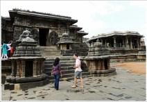 Halebidu Hoysaleswar Temple Karnataka
