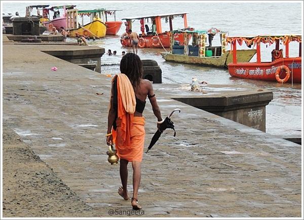 Maheshwar Narmada Sadhu