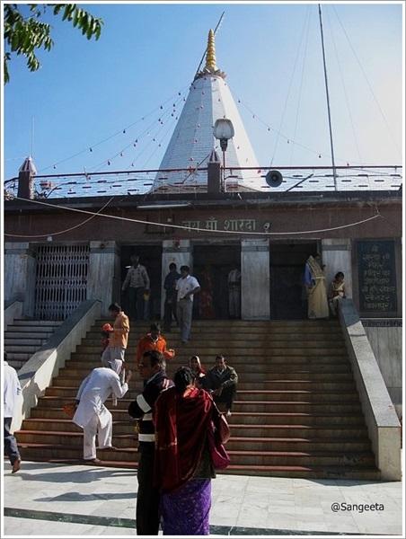 Maihar Sharda Shaktipeeth Temple