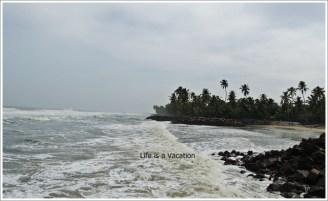 Kerala Beaches- Pallithodu