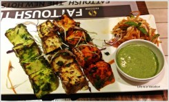 Fattoush Restaurant Bangalore