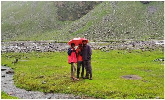 Rupin Pass Trek-Sangla