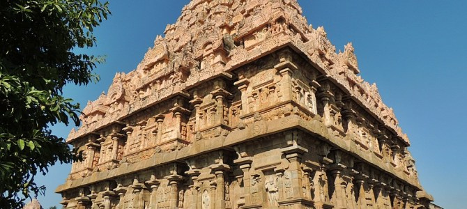 Great Living Chola Temples – Solo Travel Guide