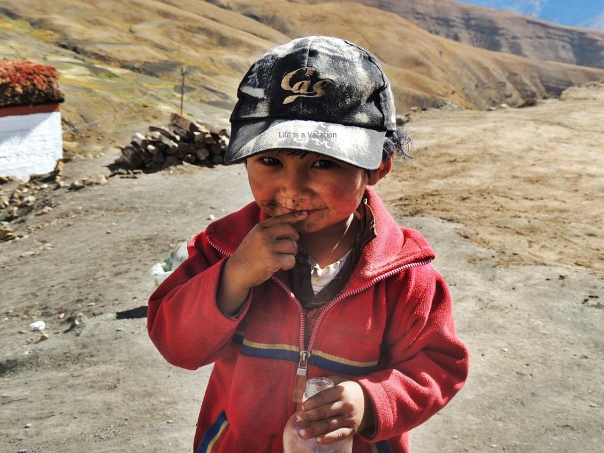 Hiking to Hikkim, Posting Letters and cherishing Innocent company