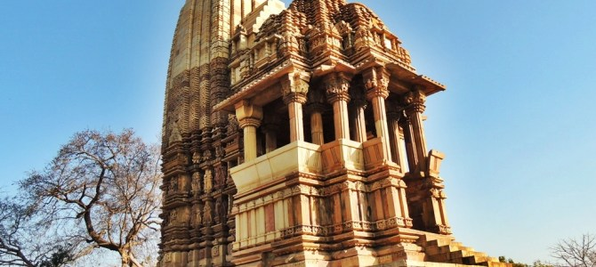 Southern Group of Temples in Khajuraho