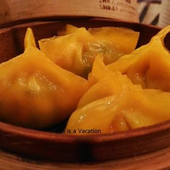 Lantern in Ritz Carlton Chinese Dumpling