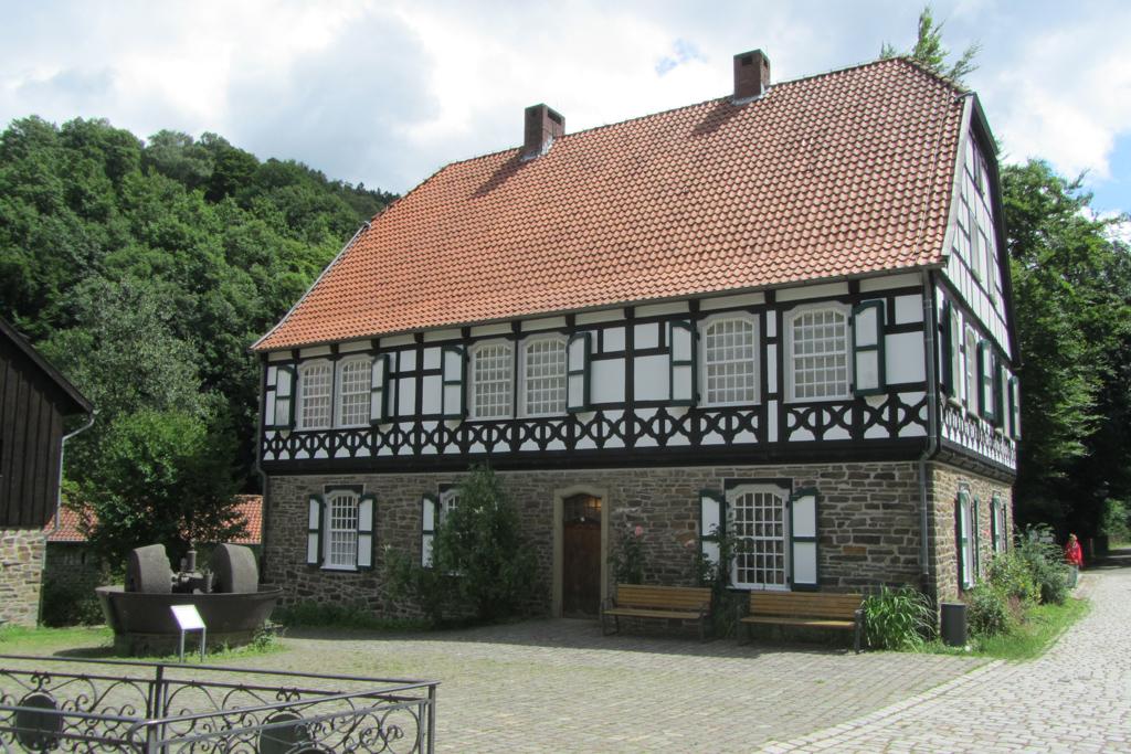 Openluchtmuseum Hagen, Duitsland 4
