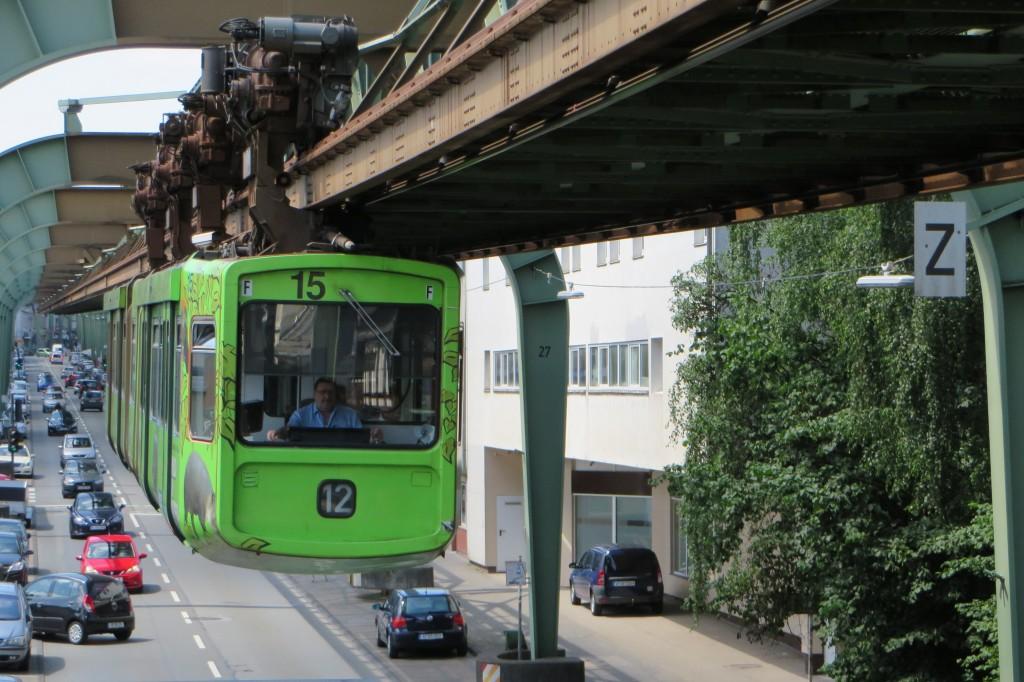 Wuppertal Schwebebahn 1