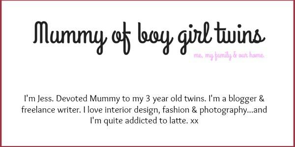 Mummy of boy girl twins image