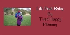 Tired Happy Mummy