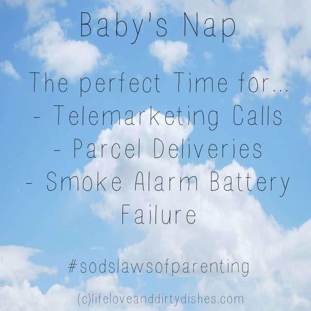Parenting Meme -Babys Nap
