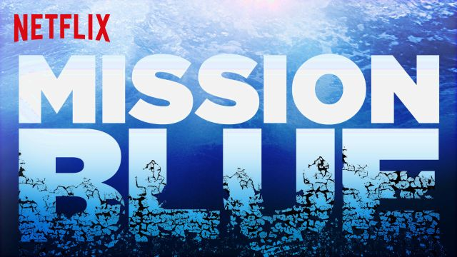 Mission Blue on Netflix