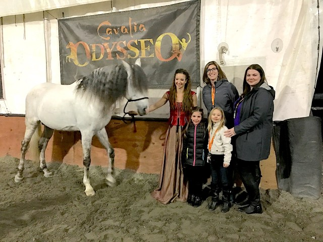 Cavalia Odysseo - Meet the Stars