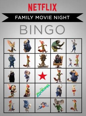 netflix-zootopia-bingo