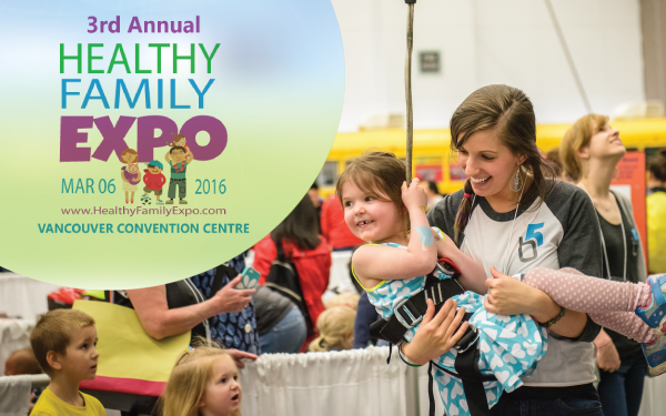 Healthy Family Expo - Rock Climbing