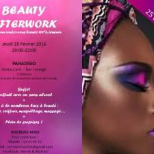 Beauty Afterwork, le nouveau concept en vogue