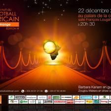 Spectaculaire sera la Nuit du Football Africain ce 22 Décembre