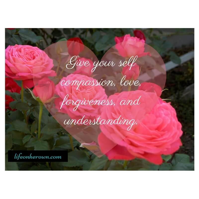 Self Care, Compassion, love