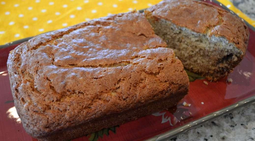 Easy Homemade Banana Bread Recipe