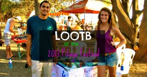 Life Out of the box at the Pitaya Festival