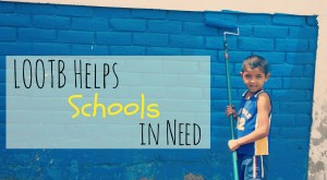 LOOTB Helps Schools in Need