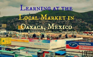 Life Out of the Box: Learning at the Local Market in Oaxaca, Mexico