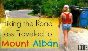 Life Out of the Box: Hiking the Road Less Traveled to Mount Alban