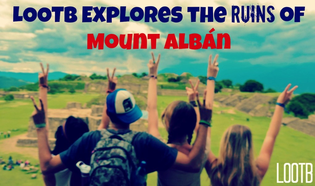 Life Out of the Box: LOOTb Explores The Ruins of Mount Alban