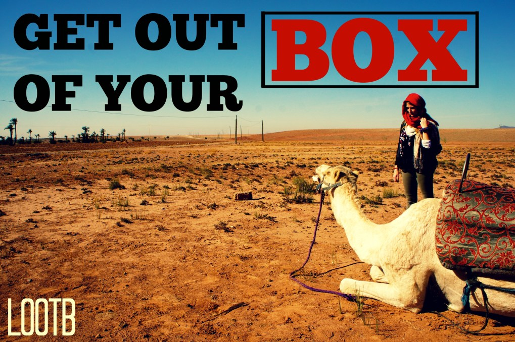 Life Out of the Box: Get Out of the Box Video