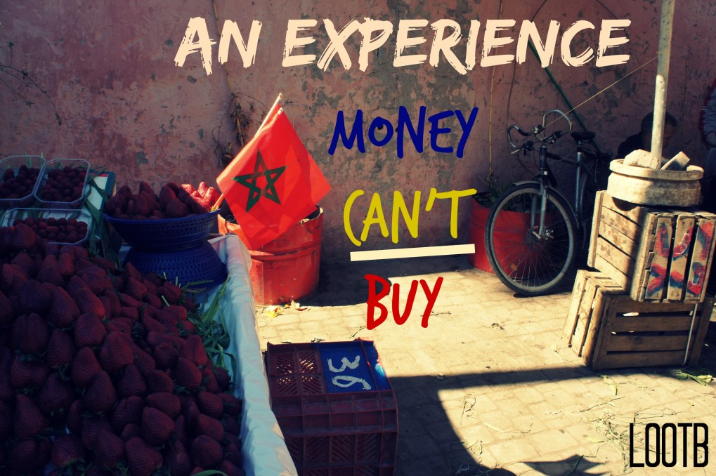 Life Out of the Box: An Experience Money Can't Buy in Morocco