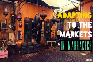 Life Out of the Box: Adapting to the Markets in Marrakech