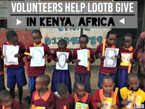 giving in kenya