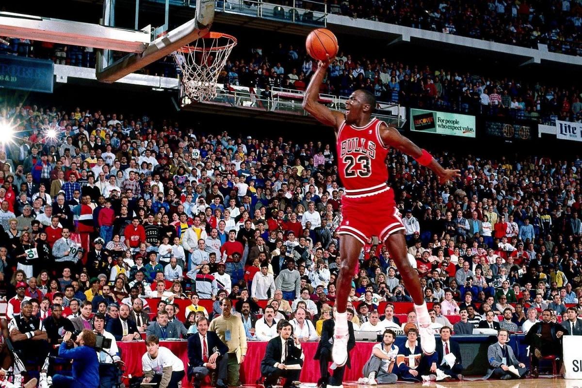 Michael jordan 23 NBA