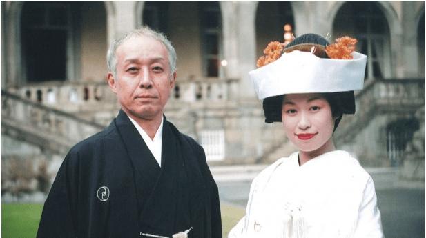 大谷桂三 井上千春 結婚