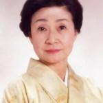 山岡久乃の死因と水前寺清子や和田アキ子との関係 若い頃の画像も