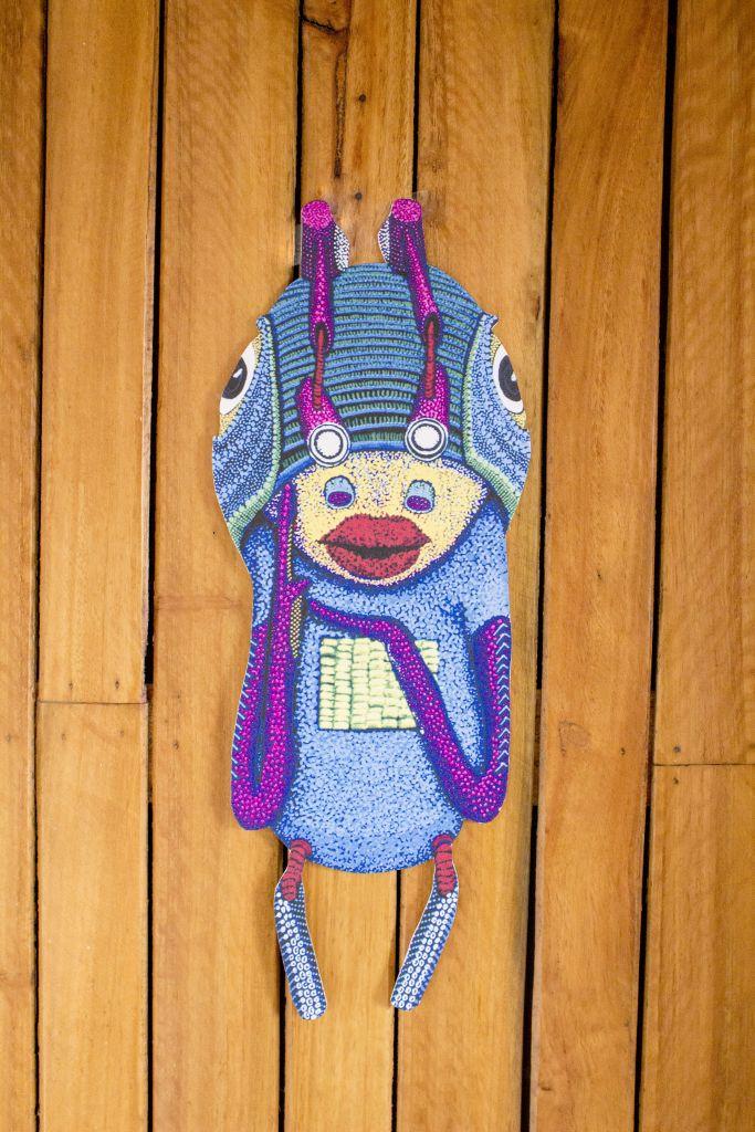 arte ecuador kiki