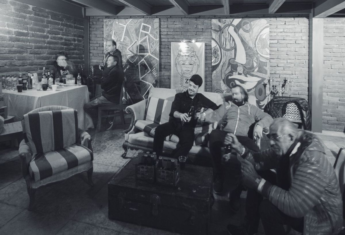 fotografía, Understage - Kevin Johansen lifestyle kiki 2