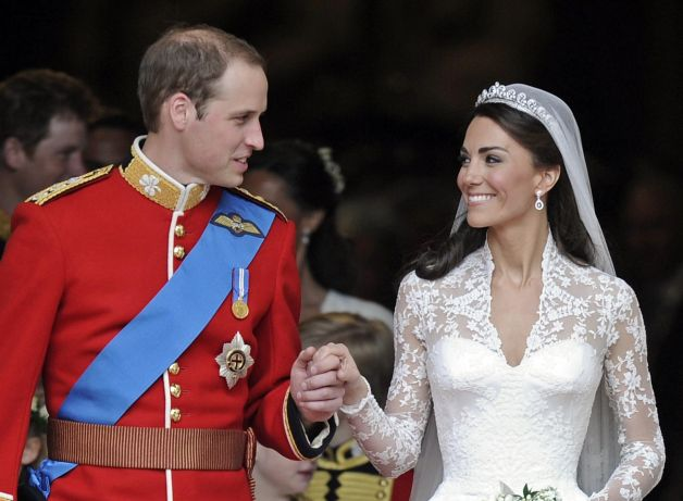 Matrimonio William E Kate : Matrimonio william e kate lifestyle made in italy