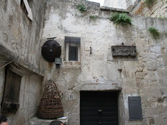 Casa grotta - esterno