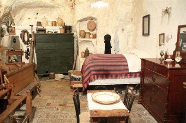 Casa grotta - interno