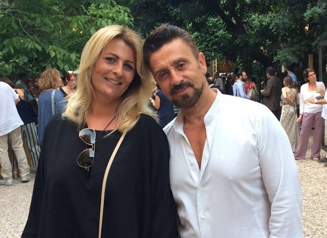 Francesca Mura e Vincenzo Merli